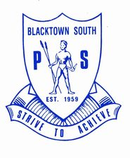 Blacktown South Public School logo
